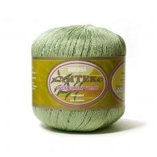 Пряжа Камтекс Вискозный шелк блестящий, цвет № 189 (Фисташковый)