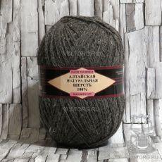 Пряжа Алтайская натуральная шерсть 02 (Верблюжий)