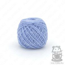 Пряжа в клубках (Карачаевская) цвет № 14 (Голубой)