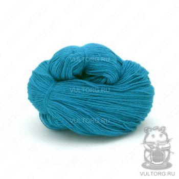 Пасма (Карачаевская пряжа) цвет № 07 (Бирюза)