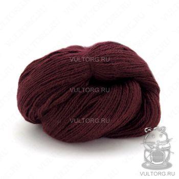 Пасма (Карачаевская пряжа) цвет № 08 (Бордовый)