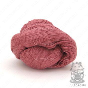 Пасма (Карачаевская пряжа) цвет № 09 (Брусника)