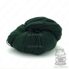 Пасма (Карачаевская пряжа) цвет № 10 (Бутылочный)