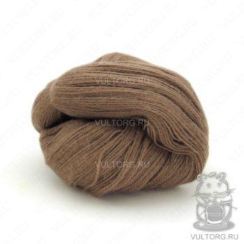 Пасма (Карачаевская пряжа) цвет № 26 (Кофе)