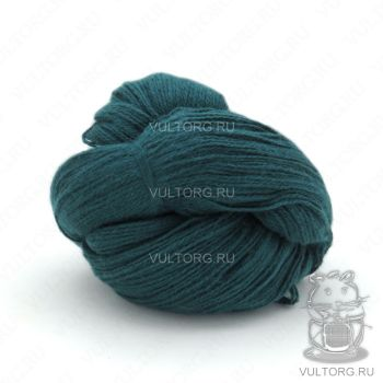 Пасма (Карачаевская пряжа) цвет № 34 (Морская волна)