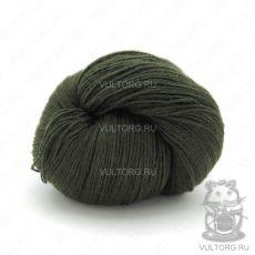 Пасма (Карачаевская пряжа) цвет № 38 (Оливковый)