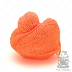 Пасма (Карачаевская пряжа) цвет № 39 (Оранж)