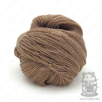 Пасма (Карачаевская пряжа) цвет № 40 (Орех)