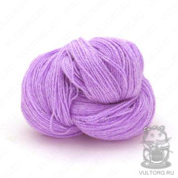 Пасма (Карачаевская пряжа) цвет № 45 (Светло-сиреневый)