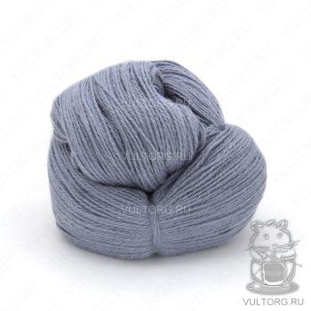 Пасма (Карачаевская пряжа) цвет № 46 (Светлая сталь)