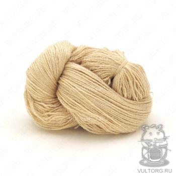 Пасма (Карачаевская пряжа) цвет № 47 (Светло-бежевый)
