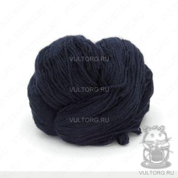 Пасма (Карачаевская пряжа) цвет № 52 (Темно-синий)