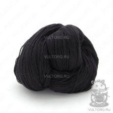 Пасма (Карачаевская пряжа) цвет № 60 (Черный)