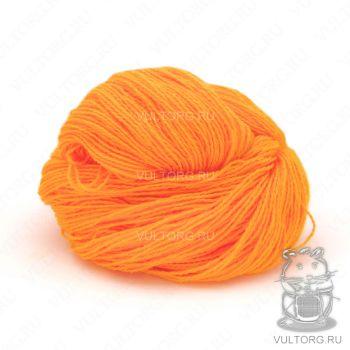 Пасма (Карачаевская пряжа) цвет № 79 (Апельсин)
