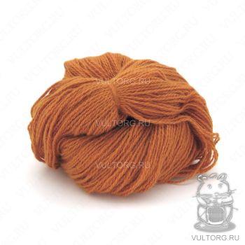 Пасма (Карачаевская пряжа) цвет № 80 (Облепиха)