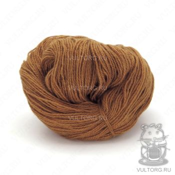 Пасма (Карачаевская пряжа) цвет № 81 (Рыжик)