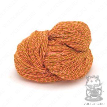 Пасма (Карачаевская пряжа), меланж, цвет № 84 (Осень)