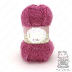 Пряжа Paris Nako, цвет № 6578 (Темно-розовый)