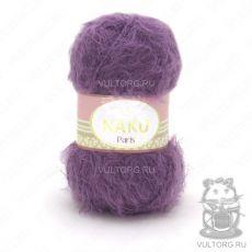 Пряжа Nako Paris, цвет № 6684 (Сиреневый)