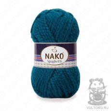 Пряжа Nako Spaghetti, цвет № 2273 (Бирюза)