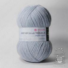 Пряжа Пехорка Ангорская теплая, цвет № 71 (Талая вода)