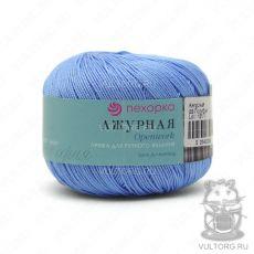 Пряжа Пехорка Ажурная, цвет № 05 (Голубой)