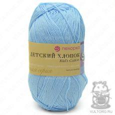 Пряжа Детский хлопок Пехорка, цвет № 519 (Венерин башмачок)