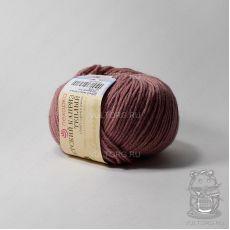 Пряжа Пехорка Детский каприз тёплый, цвет № 1132 (Виноградный сок)