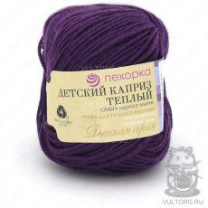 Пряжа Детский каприз тёплый Пехорка, цвет № 191 (Ежевика)