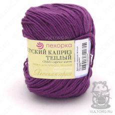 Пряжа Детский каприз тёплый Пехорка, цвет № 40 (Цикламен)