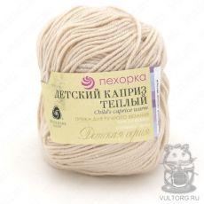 Пряжа Детский каприз тёплый Пехорка, цвет № 442 (Натуральный)