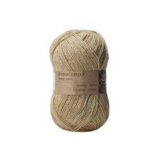 Пряжа Конопляная Пехорка, цвет № 124 (Песочный)