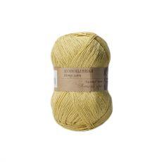 Пряжа Конопляная Пехорка, цвет № 447 (Горчица)
