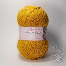 Пряжа Пехорка Мерцающая, цвет № 340 (Листопад)