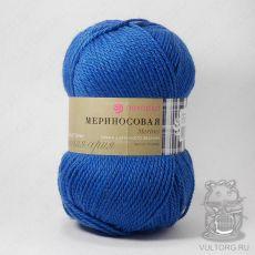 Пряжа Пехорка Мериносовая, цвет № 420 (Арктика)