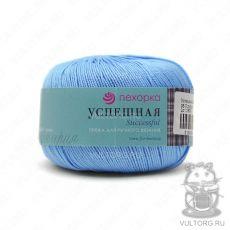 Пряжа Успешная Пехорка, цвет № 05 (Голубой)