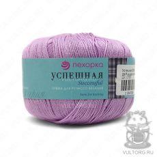 Пряжа Успешная Пехорка, цвет № 29 (Розовая сирень)