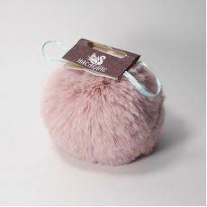 Помпон (Наследие) Пастельно-розовый 8 см