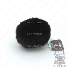 Помпон (Наследие) Черный 8 см