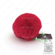 Помпон (Наследие) Красный 8 см