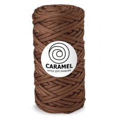 Шнур полиэфирный Caramel 5 мм, цвет Орех