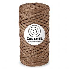Шнур полиэфирный Caramel 5 мм, цвет Гляссе