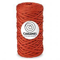 Шнур полиэфирный Caramel 5 мм, цвет Курага