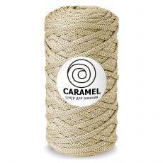 Шнур полиэфирный Caramel 5 мм, цвет Вафля