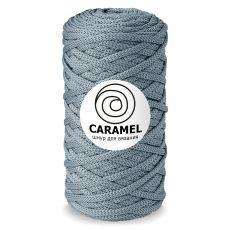 Шнур полиэфирный Caramel 5 мм, цвет Таймс-сквер