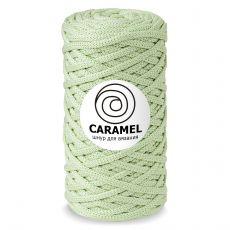 Шнур полиэфирный Caramel 5 мм, цвет Фисташка