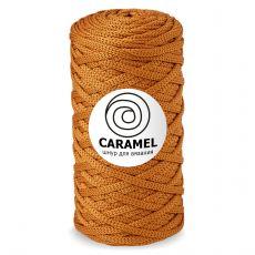 Шнур полиэфирный Caramel 5 мм, цвет Миндаль