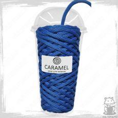 Шнур полиэфирный Caramel 5 мм, цвет Васильковый