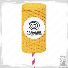 Шнур полиэфирный Caramel 5 мм, цвет Банан