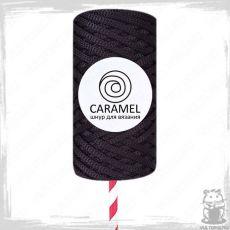 Шнур полиэфирный Caramel 5 мм, цвет Фондан